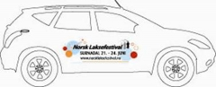 Surnadal Laksefestival stand 2006